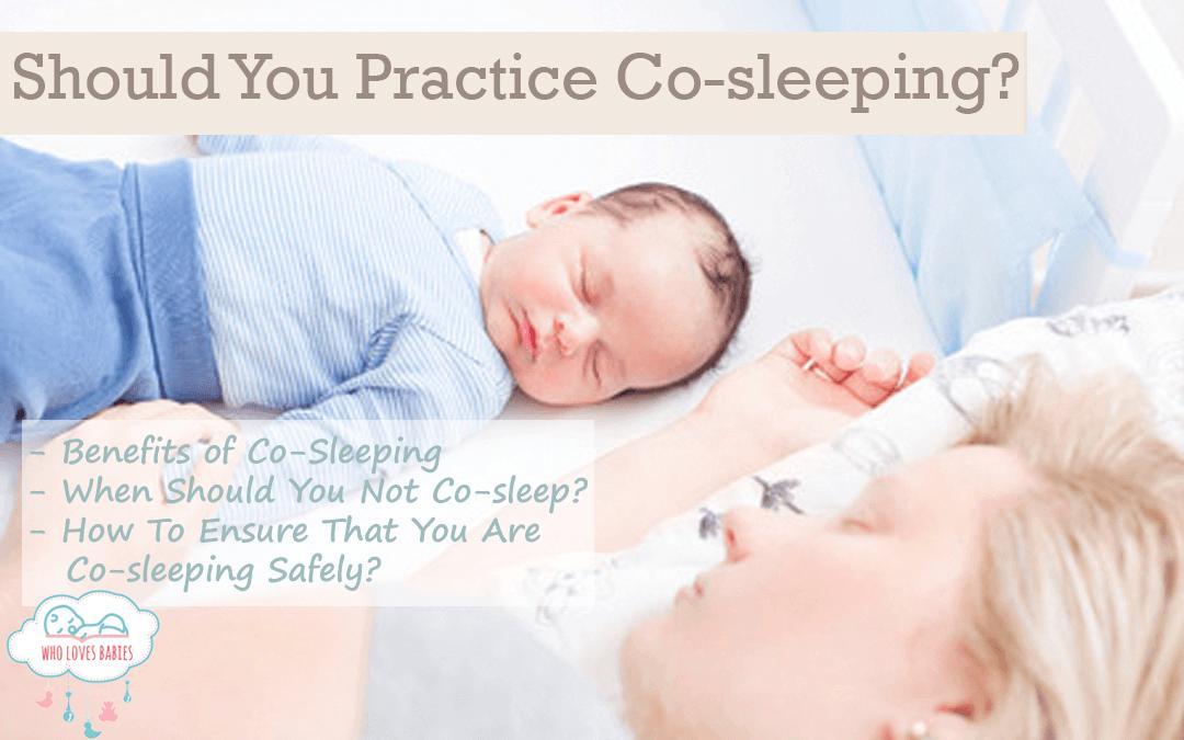 Should You Practice Co-Sleeping?
