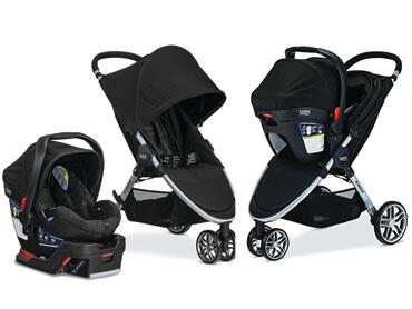 Britax Baby Carrier Weight Limit