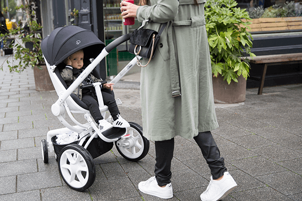 Stroll And Travel In Style With Quinny Moodd Travel System