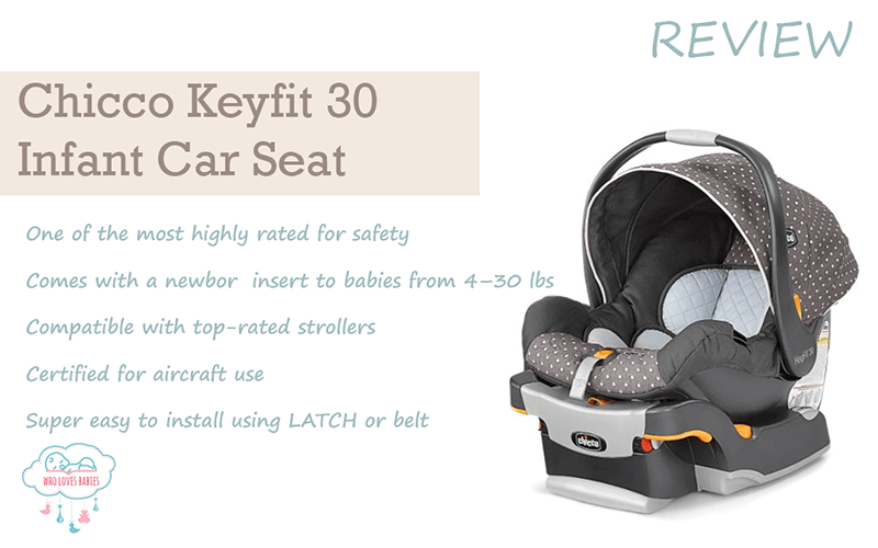 Chicco Keyfit 30 Car Seat Review All You Need To Know