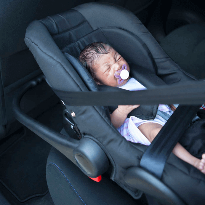10 Ways To Keep Baby Cool In The Car Seat