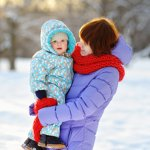 Top Tips For Taking Your Baby Outdoors In The Cold Winter