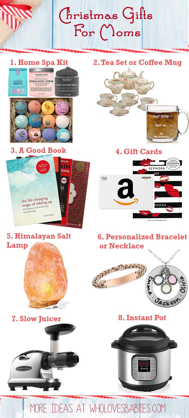 Buying Gifts For Moms Delight Them With Our Top 10