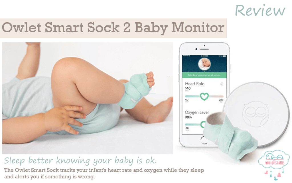 Can Owlet Smart Sock 2 Baby Monitor Really Protect Your