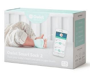 Owlet Smart Sock 2 Packaging
