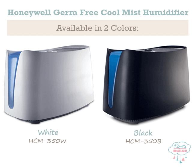 Honeywell Germ Free Humidifier Color Options