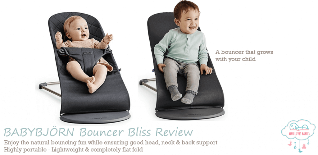 31512c71ef5f How to Choose the Best Baby Bouncer for Your Baby  BABYBJÖRN Bouncer ...