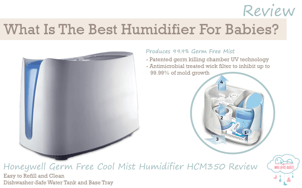 The Best Humidifier for Baby Nursery Review