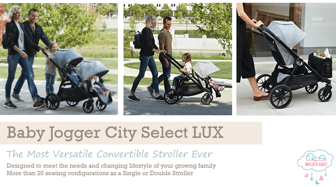 Baby Jogger City Select Lux Review One Of The Best Convertibles