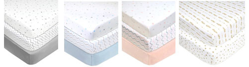 american baby company  pack and play sheets colors