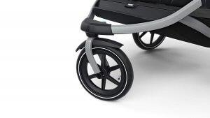 thule urban front lockable swivel wheel