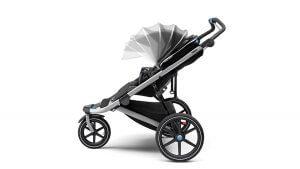 thule urban glide 2 adjustable sun canopy