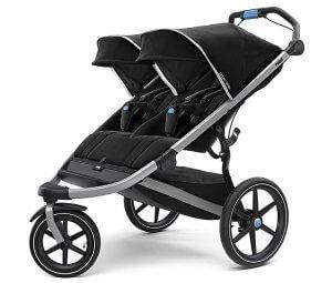 thule urban glide 2 double jogging stroller