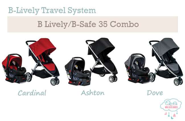 b lively b safe 35 travel system review