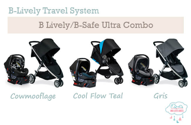 b lively b safe ultra travel system review